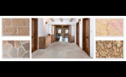 Kamenná dlažby a obklady -  METAL GRANIT Letovice