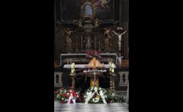 Pohřeb na výši dle přání zemřelého