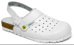 Pracovní antistatická ESD obuv s ortopedickým účinkem