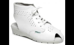 Pracovní obuv s protiskluzovou podrážkou Třebíč
