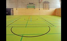 Designové lité podlahy - Stavby PM Pavel Machů, Zlínský kraj