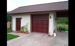 Designová katetová vrata pro každou garáž