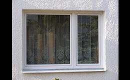 Kvalitní plastová okna od firmy Pavel Knězek, s.r.o. Vsetínsko