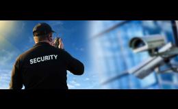 Ostraha objektů, ochrana majetku a osob