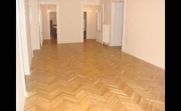 Odborná pokládka podlahových krytin - Jiří Horák Praha