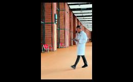 Ekologické podlahy z Marmolea s dlouhou životností