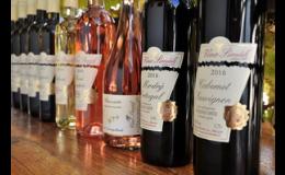 Prodej bílých, růžových a červených vín - Mikulov