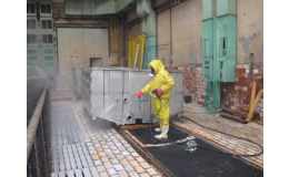 Mořírna v Brně se specializuje na povrchové úpravy