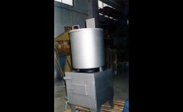 Tryskání ocelových povrchů v tryskacích komorách