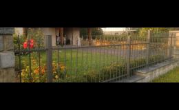 Výroba a montáž plotů na zakázku -  ADH-Ploty, s.r.o. Havlíčkův Brod
