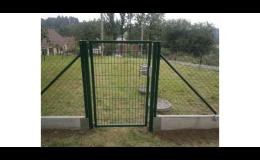 Výroba plotových bran na zakázku - ADH-Ploty
