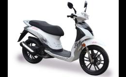 Pavel Palme - Skútry a motorky do 125 ccm
