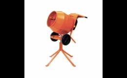 Stavební míchačka Belle s olejovou převodovkou