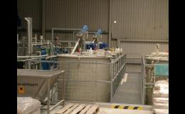 Čištění odpadních vod z průmyslových provozů