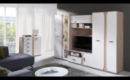 Obývací stěny v prodejnách nábytku TPZ s.r.o.