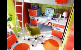 Nábytek do dětských a studentských pokojů