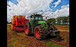 Údržba a opravy zemědělských strojů