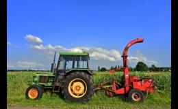 Výroba a distribuce náhradních dílů na zemědělské stroje