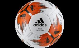 Profesionální fotbalové míče Erima, Select, Adidas