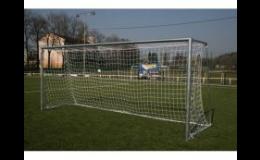 Fotbalové branky se sítěmi sportovni-pomucky.cz