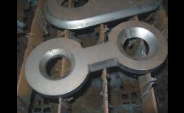 Zhotovení výpalků na pálicích strojích -  Zekof, s.r.o.