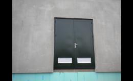 Zámečnická výroba na zakázku - vrata, vozíky, schodiště