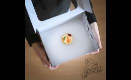 Výběr krabic a krabiček na cukroví