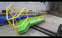Radek Kocián - MODEKO - ocelové konstrukce