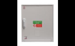 ESTA, spol. s r.o. - plynoměrové skříně