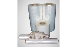 Polyetylénové paletizační pytle k balení velkoobjemových produktů