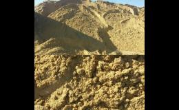 Písek tříděný 0-2D