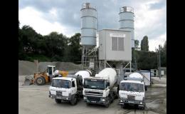 Výroba a prodej betonu, Opava a okolí