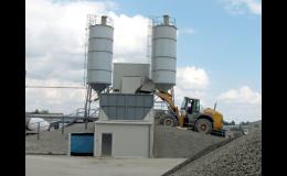 Výroba a prodej betonových směsí