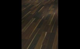 Laminátová podlaha PARADOR - Dub kouřový - 3 pásy