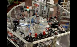 Průmyslová automatizace pro vyšší efektivitu výroby