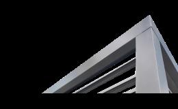Bioklimatická pergola ARTOSI vyrobená s maximální přesností