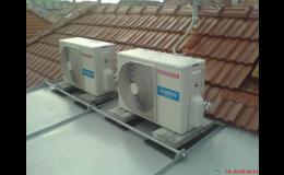 LEDO servis - dodávka a montáž klimatizací