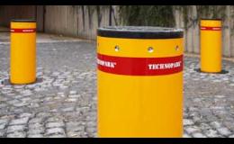 Výsuvné sloupy automatické nebo manuální