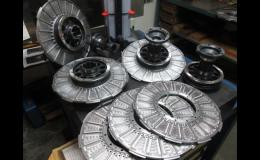 CNC frézování -  Kovo-Uličný, Hulín, Zlínský kraj