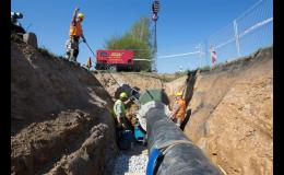 TALPA – RPF, s.r.o. buduje vodovody a kanalizace bezvýkopovou technologií