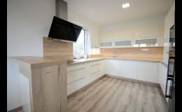 Designové a funkční kuchyně od HON-kuchyně Nový Jičín