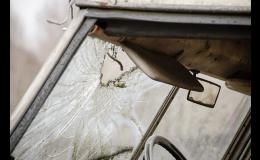 Leptání VIN kódu na skla automobilů