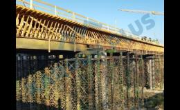 Výroba montáž mostních ramenátů KARPEN PLUS s.r.o. Brno