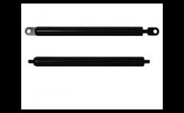 Plynové pružiny různých průměrů