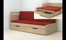 Rozkládací postele - dodání a montáž na místě určení