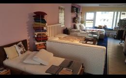 Nabídka zdravotních, pěnových, paměťových a latexových matrací