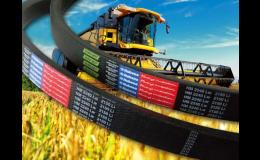 Klínové řemeny Rubena pro zemědělské stroje