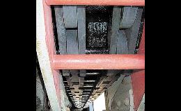 Gallovy řetězy pro vodní díla