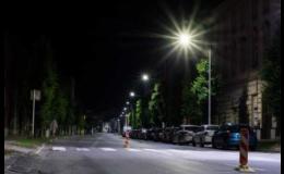 Úsporná svítidla veřejného osvětelní