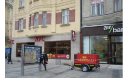 Pronájem elektrocentrál - OSPOL TECH s.r.o. Ostrava